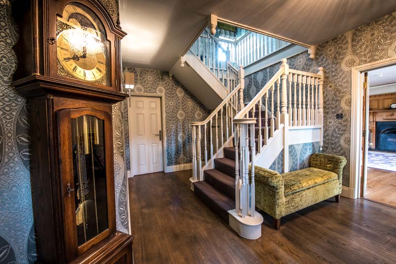 Homefield Staircase