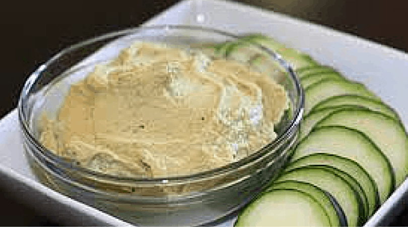 Homefield Courgette Houmous