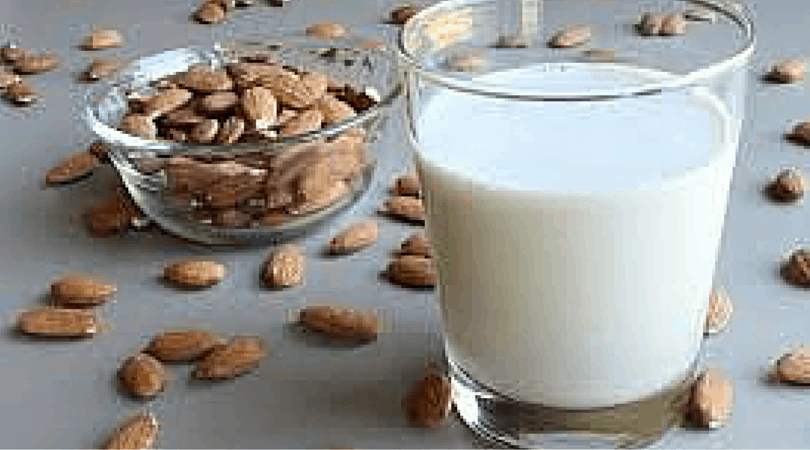 Homefield Almond Milk