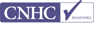 Complimentary & Natural Healthcare Council (CNHC) Registered